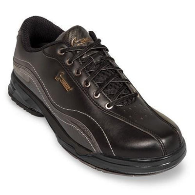 Hammer Mens Force Black Carbon Right Hand Wide Bowling Shoes