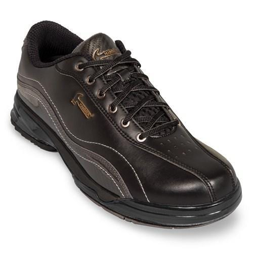 Hammer Mens Force Black Carbon Right Hand Bowling Shoes