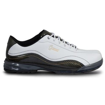 Hammer Mens Force White Carbon Right Hand Bowling Shoes