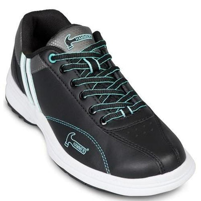 Hammer Womens Vixen Black Mint Right Hand Bowling Shoes
