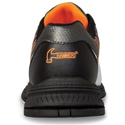 Hammer Womens Vixen White Black Orange Right Hand Wide