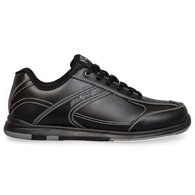 KR Strikeforce Flyer Black Bowling Shoes For Men
