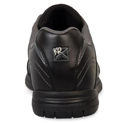 Shop KR Strikeforce Flyer Black Bowling Shoes For Men At Low Prices