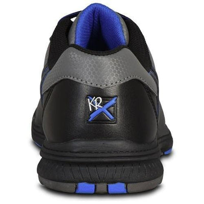 KR Strikeforce Raptor Mens Black Royal Left Hand Bowling Shoes