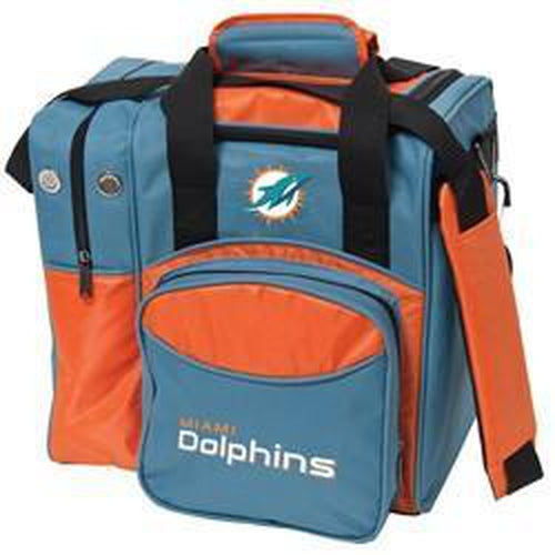 KR Miami Dolphins NFL Single Tote-BowlersParadise.com