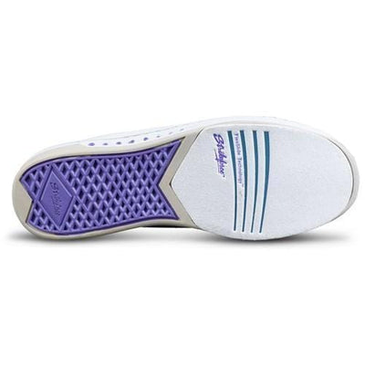 KR Womens Gem White Purple
