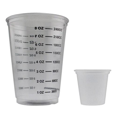 Master Mixing Cups