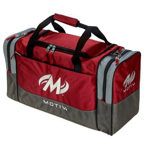Motiv Shock Double Tote Red