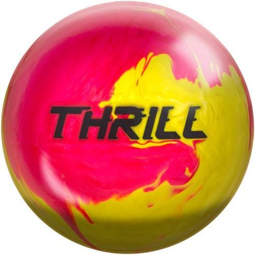 Motiv Thrill Pink Yellow Pearl Bowling Ball-BowlersParadise.com