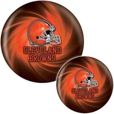 NFL Browns Bowling Ball-BowlersParadise.com