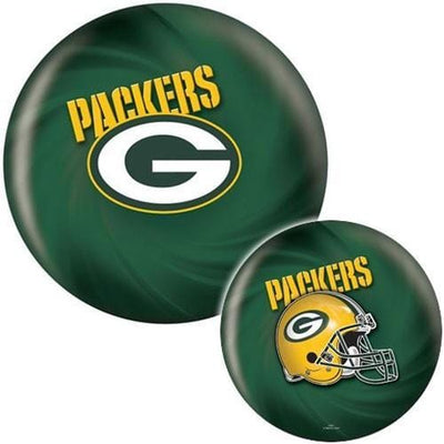 NFL Packers Bowling Ball-BowlersParadise.com