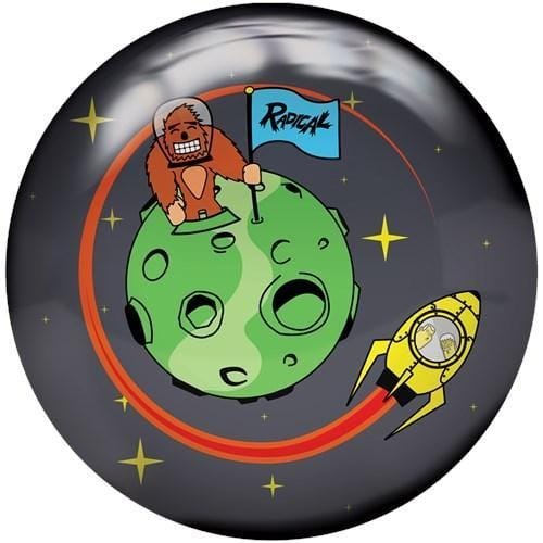 Radical Astro-Nuts Viz-A-Ball Bowling Ball-BowlersParadise.com