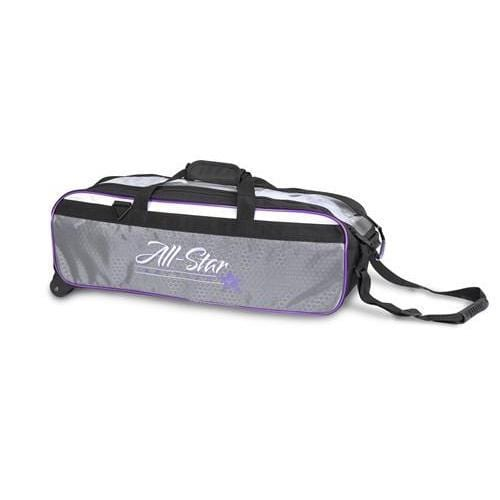 Roto Grip 3 Ball All-Star Edition Travel Tote Purple-BowlersParadise.com