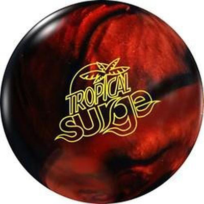 Storm Tropical Surge Hybrid Black Copper Bowling Ball