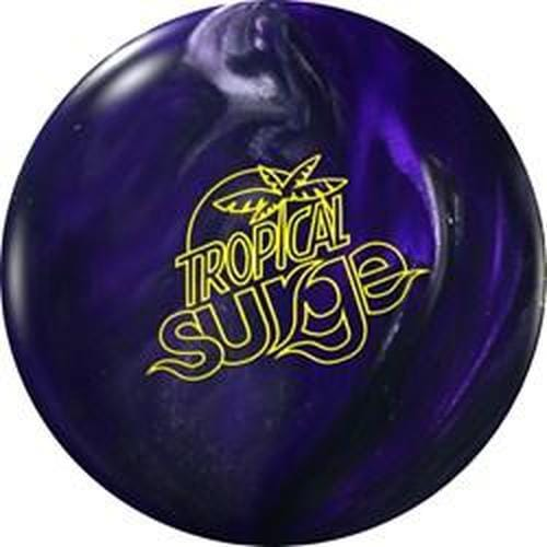 Storm Tropical Surge Violet Charcoal Scented Bowling Ball