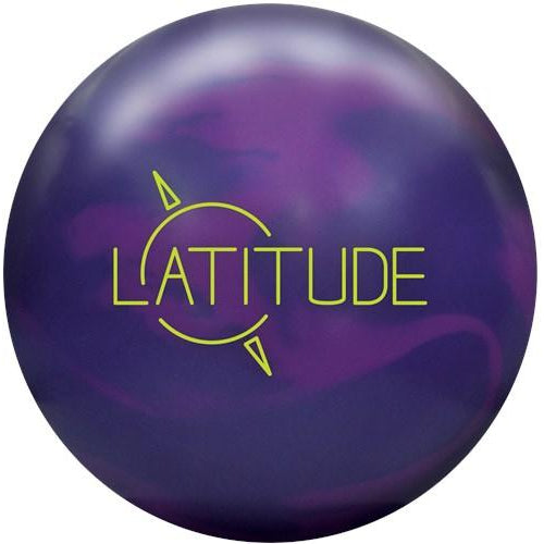 Track Latitude Solid Bowling Ball-BowlersParadise.com