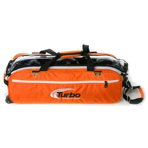 Turbo 3 Ball Express Travel Tote Bowling Bag-BowlersParadise.com