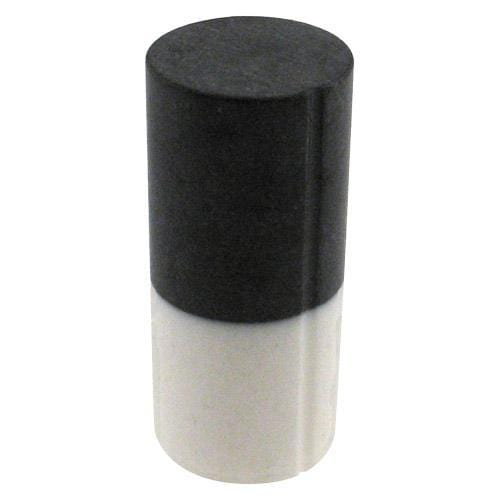 Turbo Duo-Color Urethane Thumb Solid - Black White