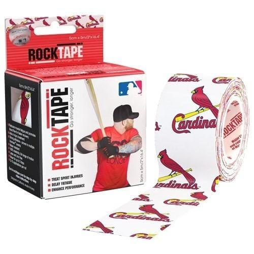 Turbo Rock Tape MLB Cardinals-BowlersParadise.com