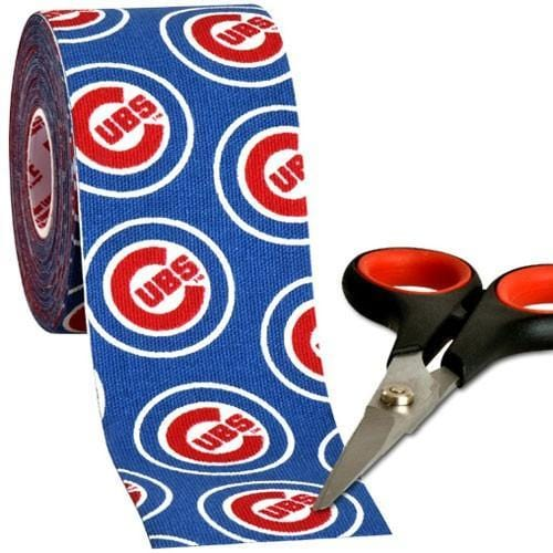 Turbo Rock Tape MLB Cubs-BowlersParadise.com