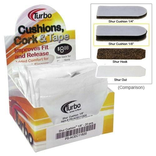 Turbo Shur Cushion Tape 1/8 in. 20 CT-BowlersParadise.com