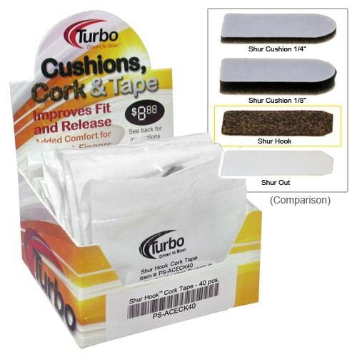 Turbo Shur Hook Cork Tape