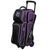 KR Strikeforce Fast Triple Roller Purple Bowling Bag