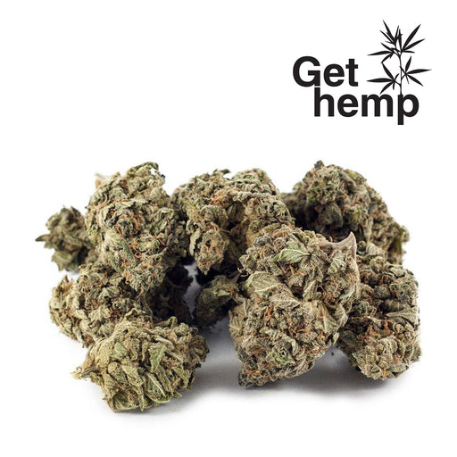 """Blueberry Haze"" CBD Hemp Flowers (CBD 18% Max) - Gethemp"