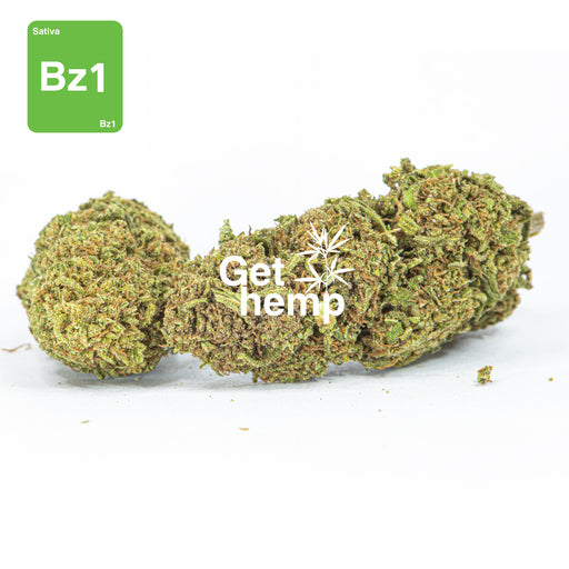 """Bz1"" CBD Hemp Flowers (CBD 30% Max) - gethemp.co.uk"