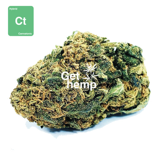"""Cannatonic"" Hemp Flowers (CBD 20% MAX) - Gethemp"