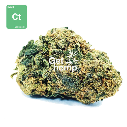 """Cannatonic"" Hemp Flowers (CBD 20% MAX) - gethemp.co.uk"