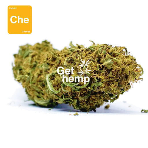 """Cheese"" CBD Hemp Flowers (CBD 18% Max) - gethemp.co.uk"
