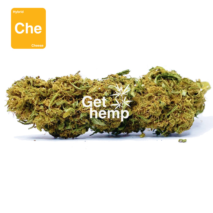 """Cheese"" Hemp Flowers (CBD 18% MAX) - gethemp.co.uk"