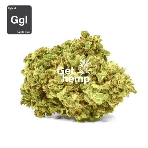 """Gorilla Glue"" Hemp Flowers (CBD 30% MAX) - Gethemp"
