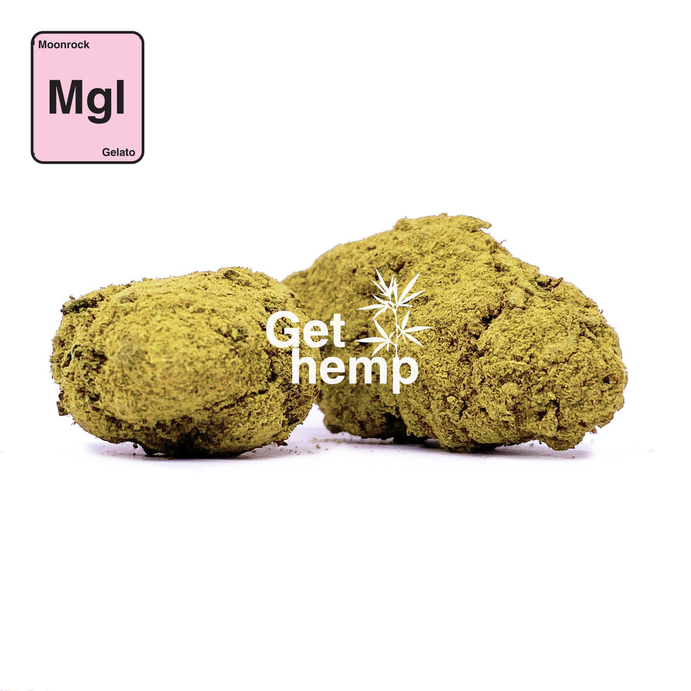 """Gelato"" Hemp Moonrock (CBD 25% MAX) - gethemp.co.uk"