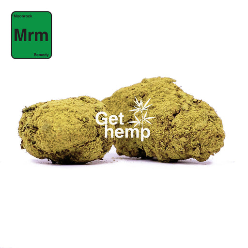 """Remedy"" Hemp Moonrock (CBD 25% MAX) - Gethemp"