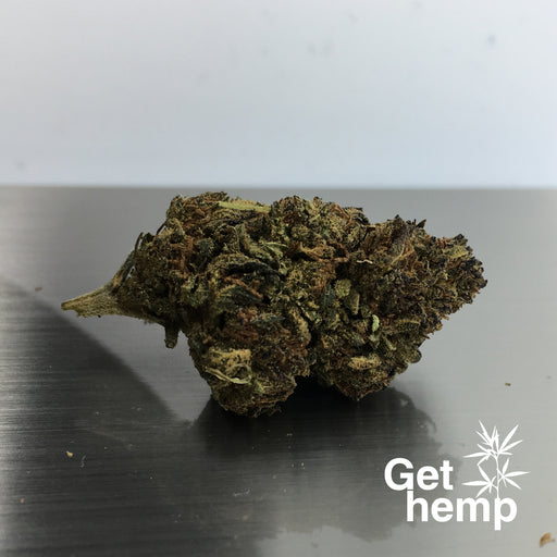 """Strawberry"" Hemp Flowers (CBD 20% MAX) - gethemp.co.uk"