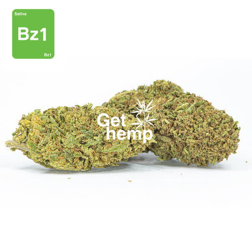 """Bz1"" CBD Hemp Flowers (CBD 30% Max) - Gethemp"