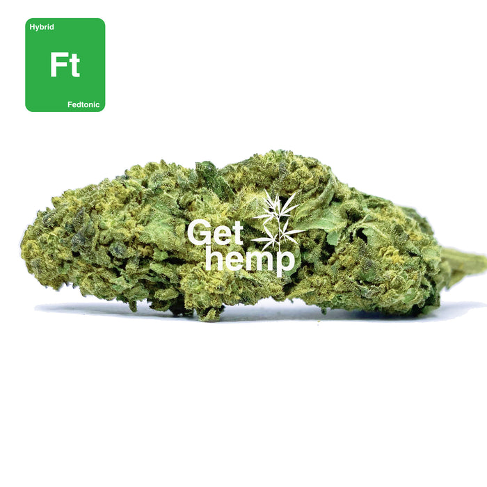 """Fedtonic"" Hemp Flowers (CBD 20% MAX) - gethemp.co.uk"
