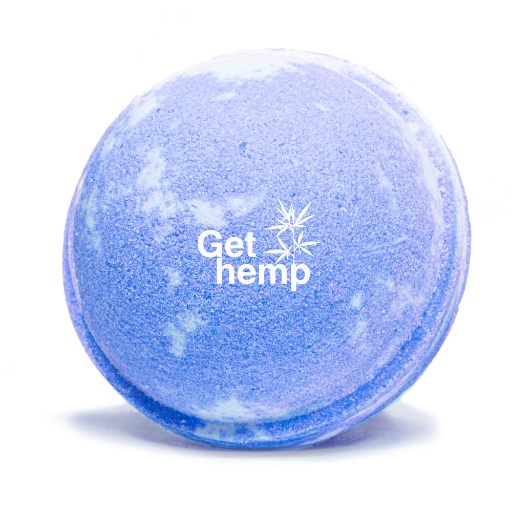 CBD BATH BOMBS - Gethemp