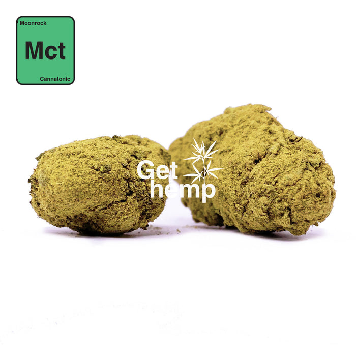 """Cannatonic"" Hemp Moonrock (CBD 25% MAX) - Gethemp"