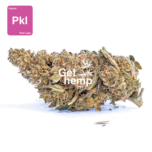 """Pink Lady"" CBD Hemp Flowers (CBD 25% Max) - Gethemp"