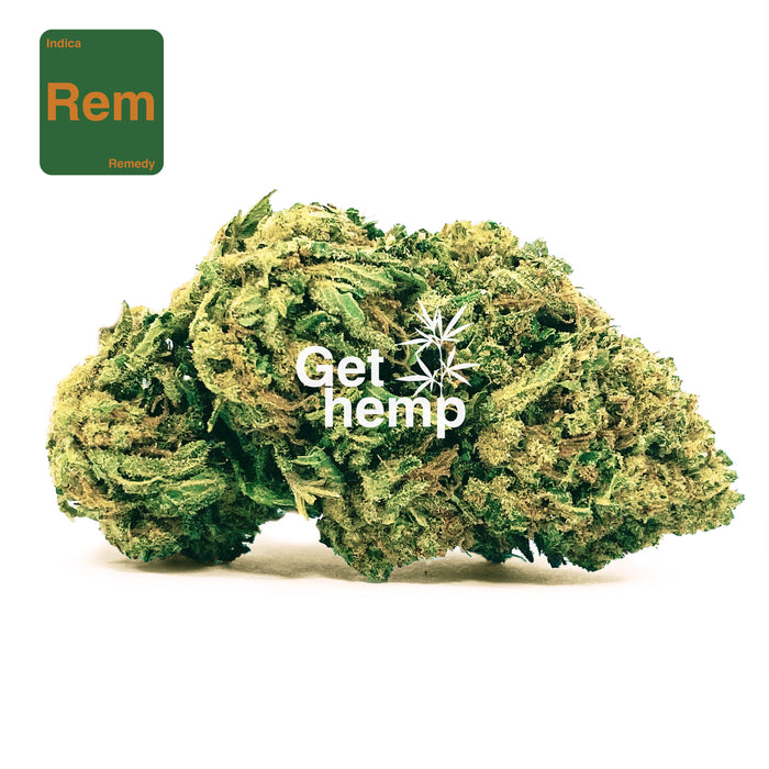 """Remedy"" Hemp Flowers (CBD 30% MAX) - Gethemp"