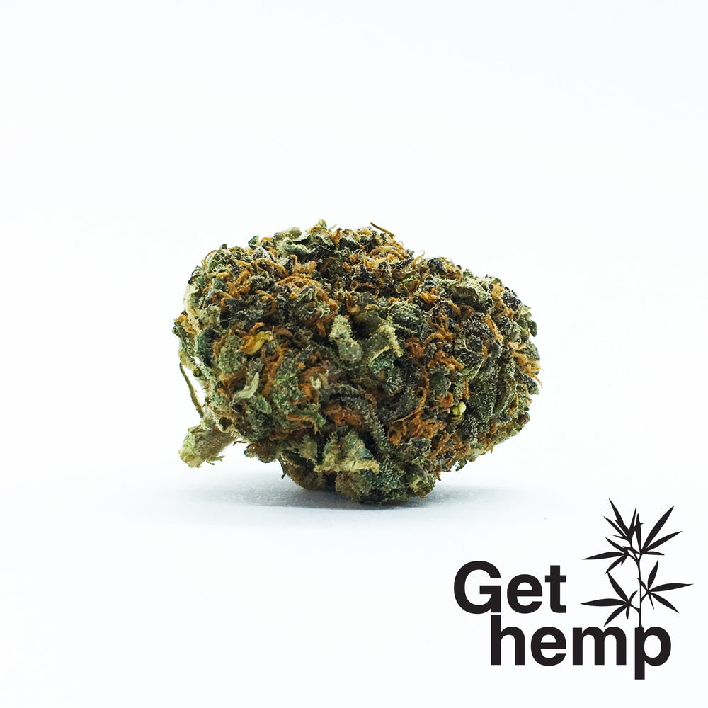 """Strawberry Gelato"" Hemp Flowers (CBD 22% MAX) - gethemp.co.uk"