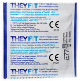 Size E44 TheyFit® Custom Fit Condoms