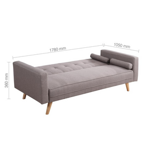 Ethan Sofa Bed 3&2 SET - RJF Furnishings