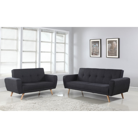 Image of Farrow Sofa Bed 3&2 SET - RJF Furnishings - Furniture Specialist