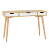 Seville 3 Drawer Console Table - Corner Sofas and Sofa Sets - RJF Furnishings - Online Furniture Store - Finance Available