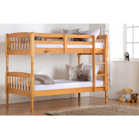 Albany 3' Bunk Bed - Corner Sofas and Sofa Sets - RJF Furnishings - Online Furniture Store - Finance Available