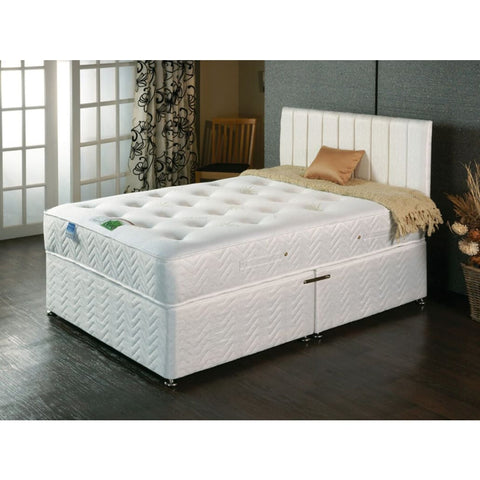 Aloe Vera Memory Foam Mattress - Corner Sofas and Sofa Sets - RJF Furnishings - Online Furniture Store - Finance Available